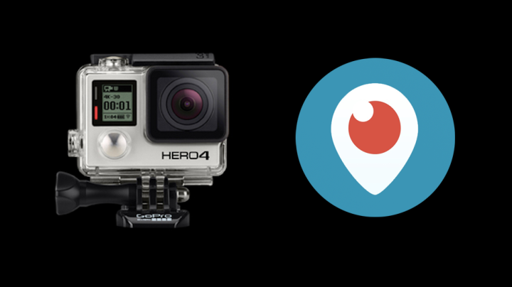 Instructions on how to set up your GoPro Camera, CamDo Solutions Underwater WIFI Cable and Periscope for livestreaming.